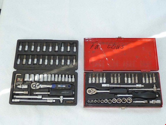 Used 2 small wrench sets for Sale (Auction Premium) | NetBid Industrial Auctions