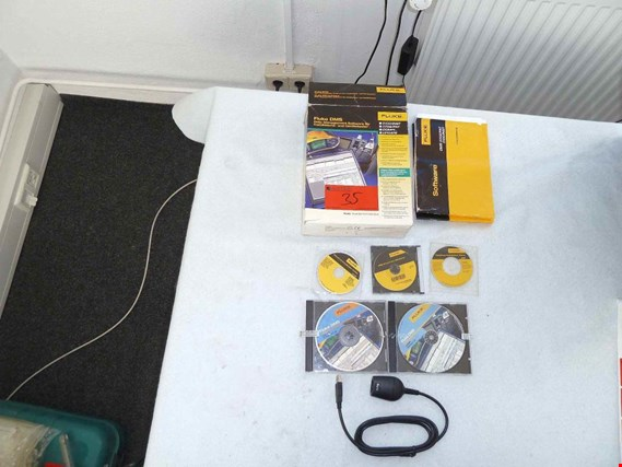 Fluke DMS COMPL Software 1.5 and 1.2 for e.g. 1653b 1654b installation tester (Auction Premium) | NetBid España
