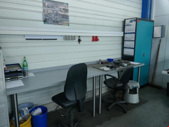 Used Tool cabinet for Sale (Auction Premium) | NetBid Industrial Auctions