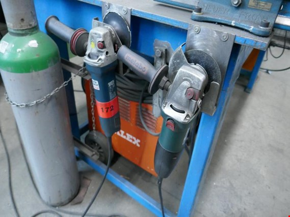 Used Bosch GWS14/125CIE Professional Angle grinder for Sale (Auction Premium) | NetBid Industrial Auctions