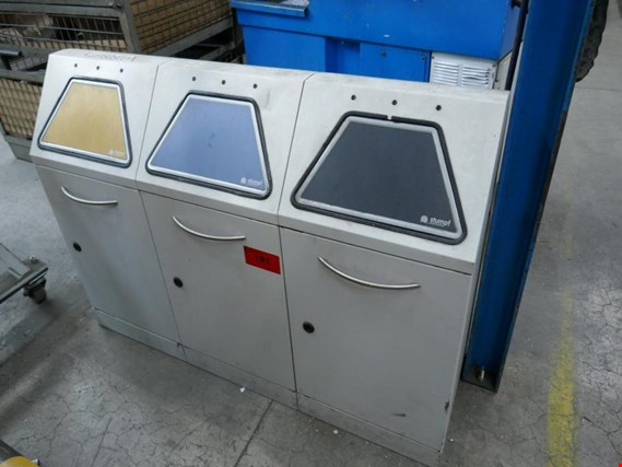 Used Stumpf 3 Waste bin for Sale (Auction Premium) | NetBid Industrial Auctions