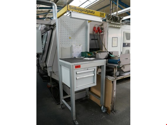 Used mobile self test station for Sale (Auction Premium) | NetBid Industrial Auctions