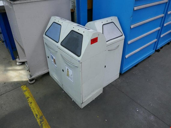 Used Stumpf-Metall 3 Waste bin for Sale (Auction Premium) | NetBid Slovenija