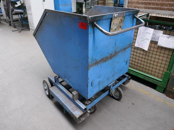 Used Tipping container for chips for Sale (Auction Premium) | NetBid Slovenija