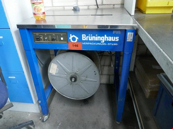 Used Brünninghaus F2.0E Strapping tool for Sale (Auction Premium) | NetBid Slovenija