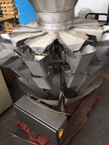Bilwinco DW60/10-S Multihead weigher 10 heads