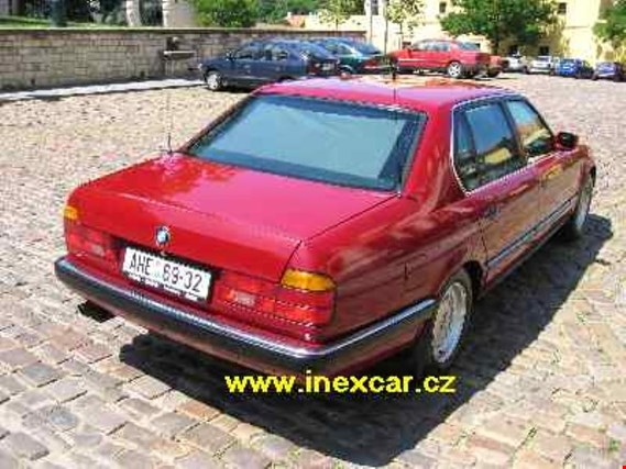Used BMW 750 iAL PANZER B6 Special Offer! EX President