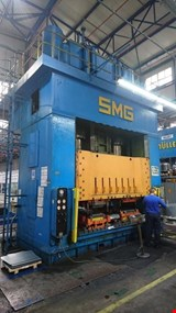 Wilkins & Mitchell W&M Hydraulic Press SMG 1200 To