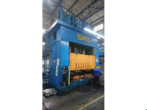 Wilkins & Mitchell W&M Hydraulic Press SMG 1200 To gebraucht kaufen (Trading Standard)