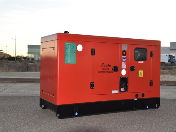 Used LUCLA GLU-50 GENERADOR 50 KVA LUCLA GLU-50 NUEVO A ESTRENAR for Sale (Auction Standard)