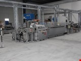 ROSENDAHL A complete set of machines for the production of leaky feeder cables