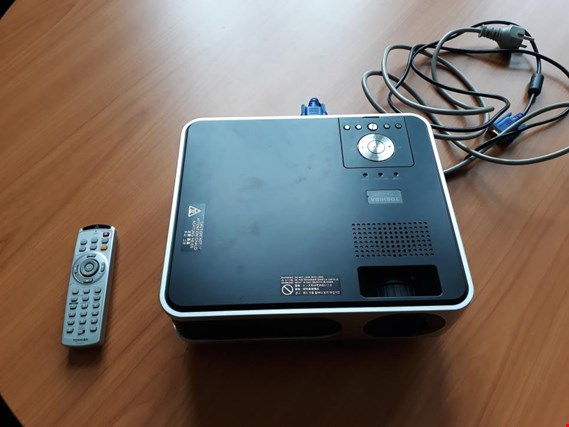Toshiba Toshiba T250 data projector (Auction Standard) | NetBid España