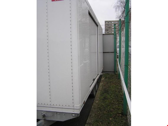 Used Gapa 3 GA 3 Cartrailer for Sale (Auction Premium)