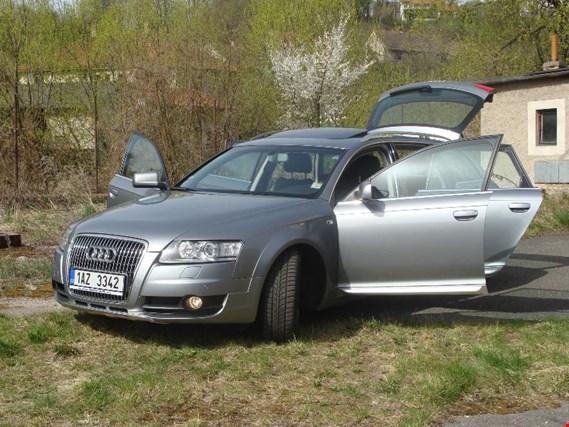 Audi A6 Allroad Quatro 300tdi Pkw Gebraucht Kaufen Auction Premium