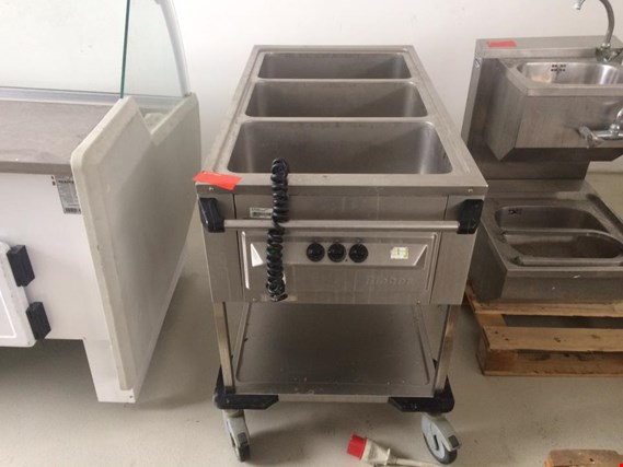 Mobile water spa SPAEB3 (Auction Standard) | NetBid España