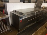 Electric cooking boiler 400l