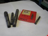 Tool set for machine tools - roll milling cutters and disk milling cutters