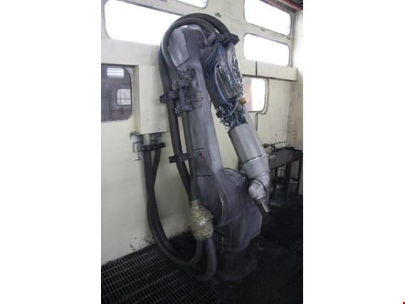 Used Fanuc P 250ia Painting Robot For Sale Auction Premium
