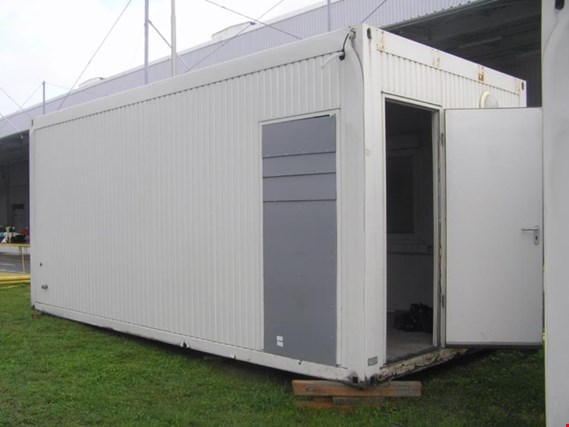 Used Algeco AX 36 1 construction dwelling booth for Sale