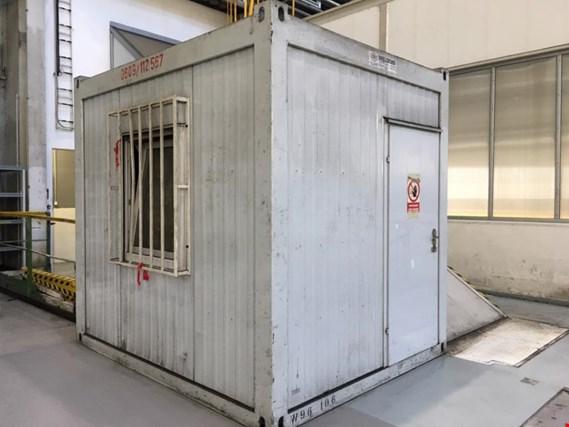 1 Wohncontainer gebraucht kaufen (Auction Premium)