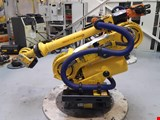 Industrial robot with control switchboard