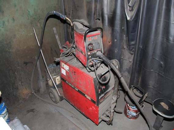 Used LINCOLN ELECTRIC POWERTEC 500S Semi-automatic welder
