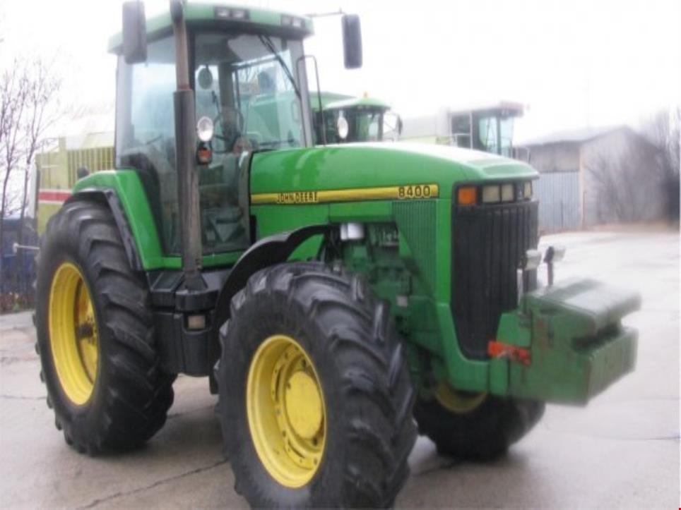 john deere 8400 traktor gebraucht kaufen trading premium