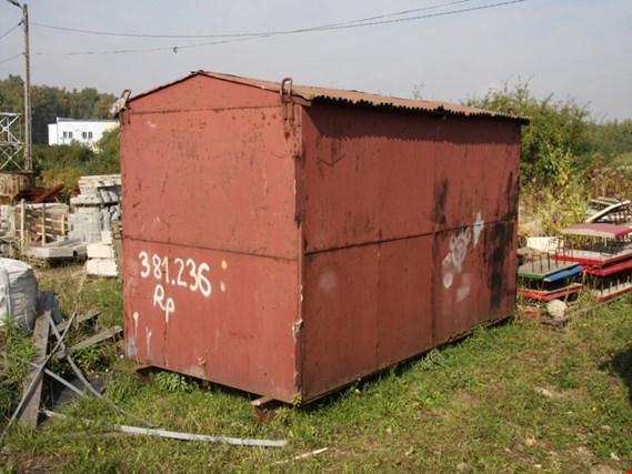 container lager gebraucht kaufen auction premium. Black Bedroom Furniture Sets. Home Design Ideas