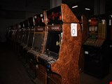 38  gaming machines, various kinds