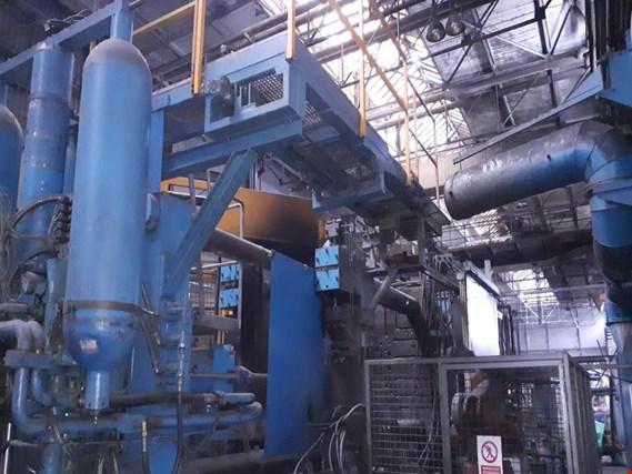 Used Die casting machine IDRA OL-1750 DG with metal loader