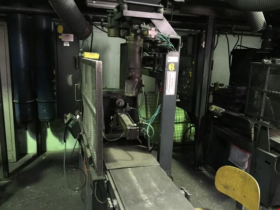 Used IMR F.A. 2.5. AUT. Core shooter and hardening machine for Sale (Trading Premium)