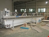 CML New Finishing UV varnishing and sanding line for edges