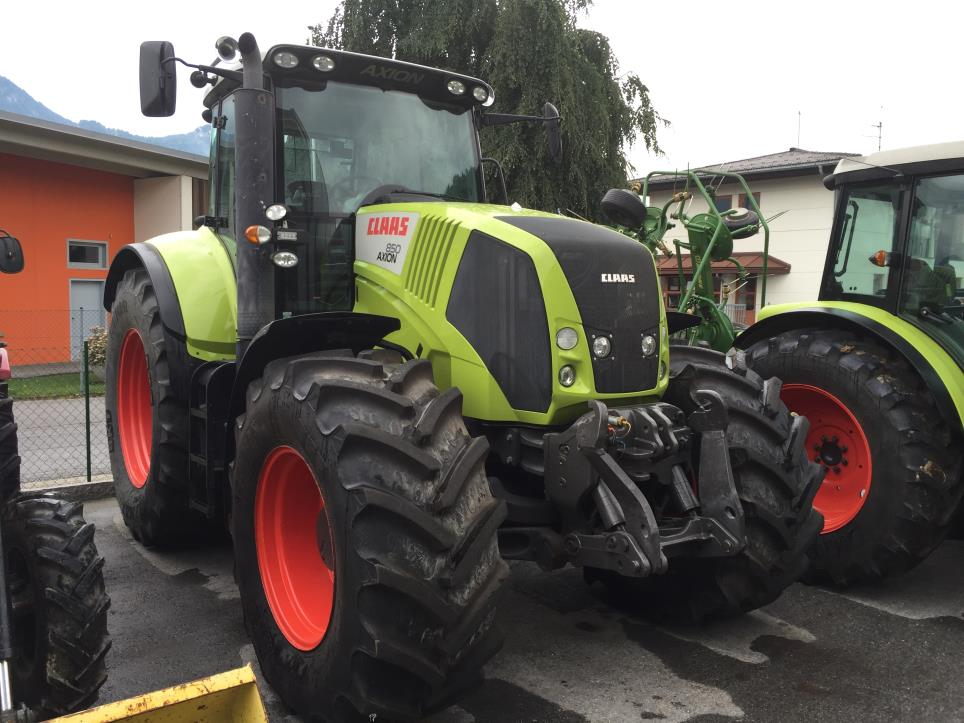 claas axion 850 cebis traktor gebraucht kaufen trading premium. Black Bedroom Furniture Sets. Home Design Ideas