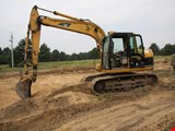 Caterpillar 312 CL Excavator