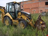 CATERPILLAR 432E Loader-excavator