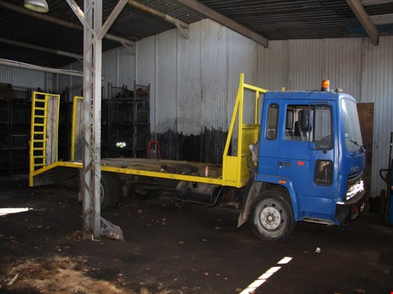 Used VOLVO FL6 Car transporter for Sale (Auction Premium) | NetBid Industrial Auctions