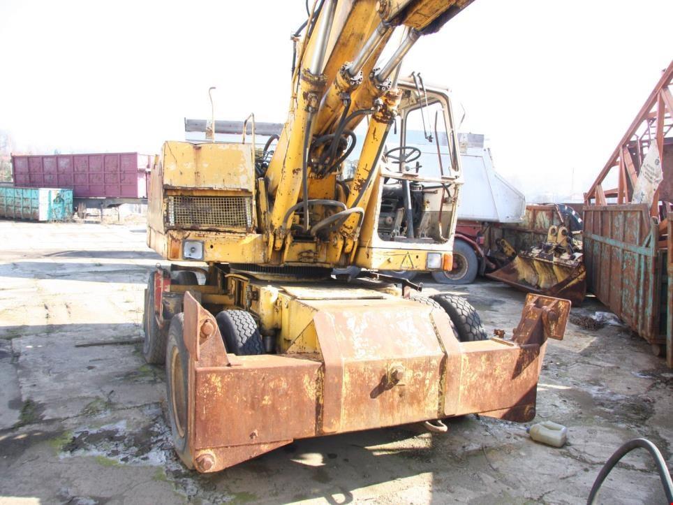 FUCHS F714 4 Bagger, Erdbewegungsmaschine gebraucht kaufen (Auction ...