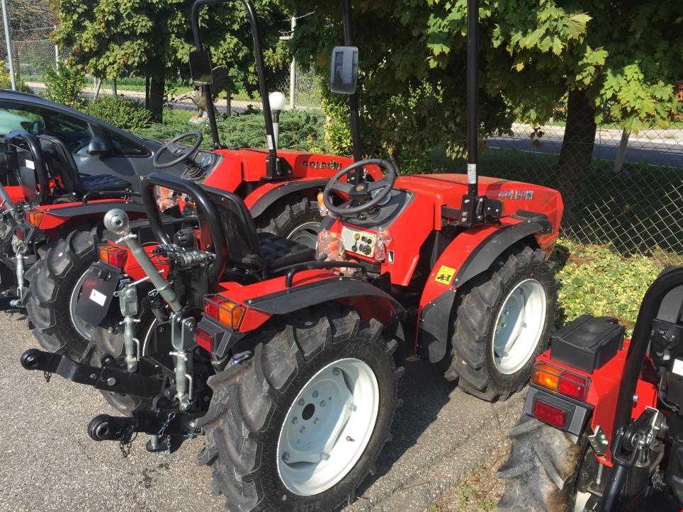 goldoni cluster 70 sn traktor gebraucht kaufen auction. Black Bedroom Furniture Sets. Home Design Ideas