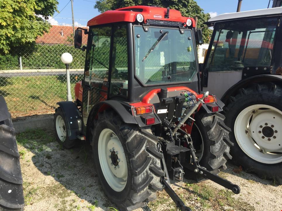 goldoni energy 80 traktor gebraucht kaufen auction premium. Black Bedroom Furniture Sets. Home Design Ideas