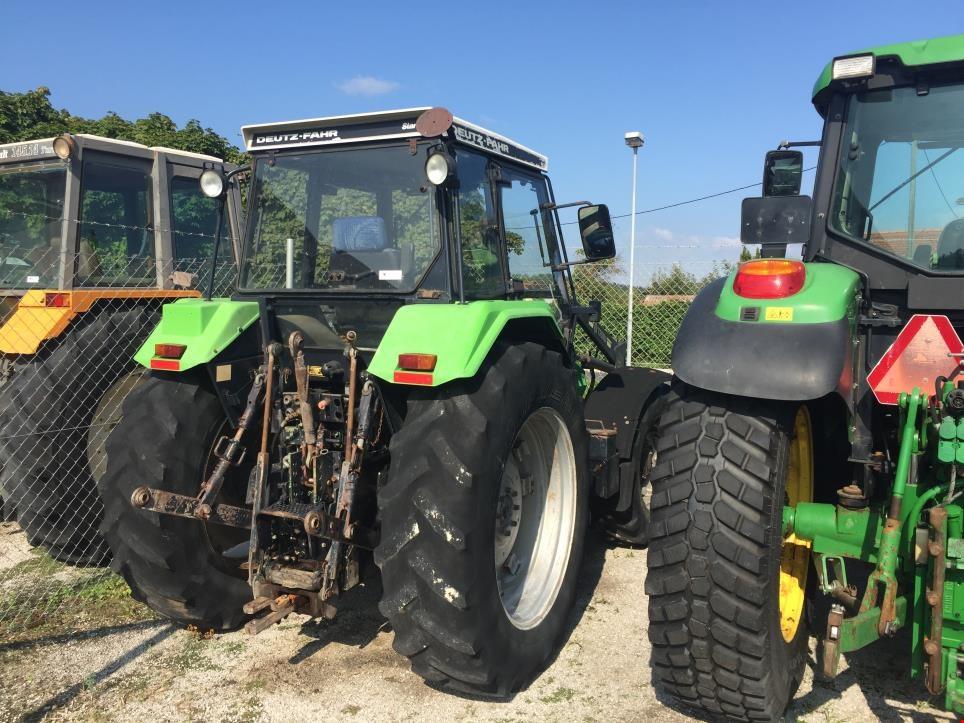 deutz fahr agroextra traktor gebraucht kaufen. Black Bedroom Furniture Sets. Home Design Ideas