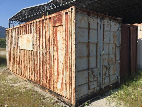 Container gebraucht kaufen (Auction Premium)