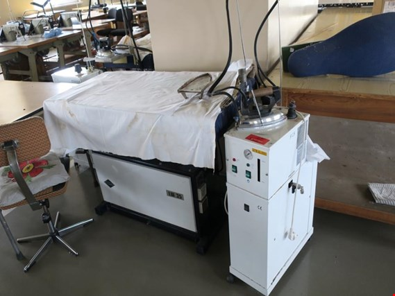 Used Comel L5 Steam generator + Ironing table for Sale (Auction Premium)