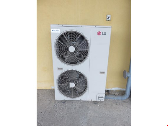 Used LG P08AN Air conditioner for Sale (Trading Premium) | NetBid Industrial Auctions