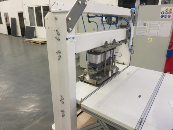 Used Microterv Punching machine for Sale (Trading Premium) | NetBid Industrial Auctions