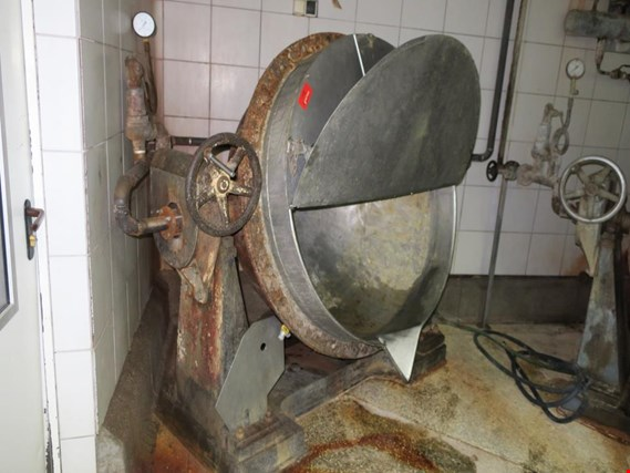 Used Brewing boiler for Sale (Auction Premium) | NetBid Industrial Auctions