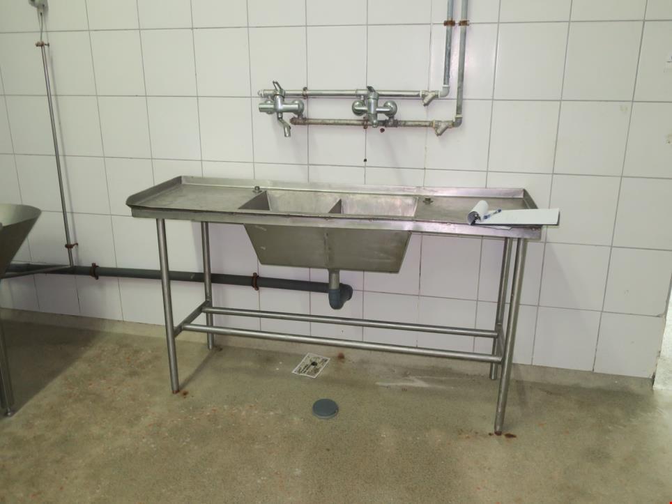 Edelstahltische waschbecken gebraucht kaufen auction - Waschbecken gebraucht ...