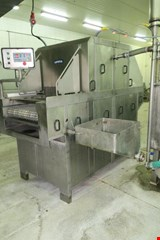 Lutetia ISMGB Meat injecting machine