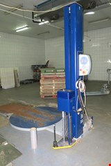 Robopac Ecoplat PPS Pallet wrapping machine
