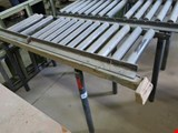 2 Roller conveyors for the machine