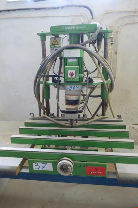 Used GRASS BBM-R Bench drill for Sale (Auction Premium)